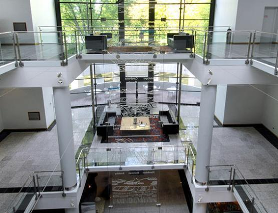 Atrium Otago Museum